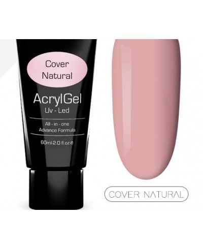 Acrylgel 60 ml cover natural