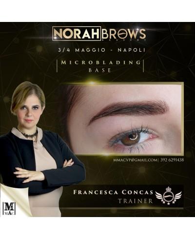 Norah Brows ( Francesca Concas)