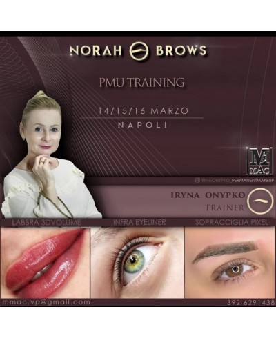 Norah Brows ( Yrina Onypko)