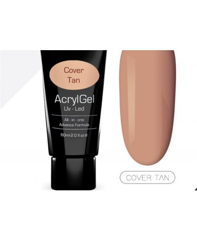 Acrylgel 60ml cover tan