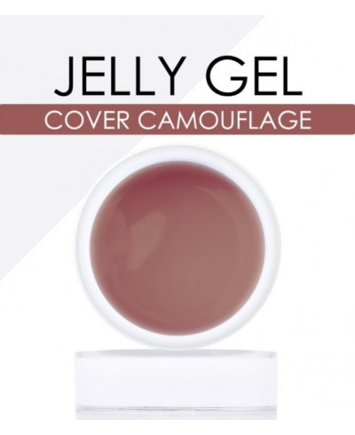 Jelly gel cover camouflage 50ml