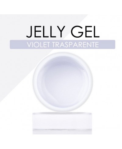 Gel violet trasparente 50ml