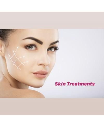 Acconto Corso Skin Treatments